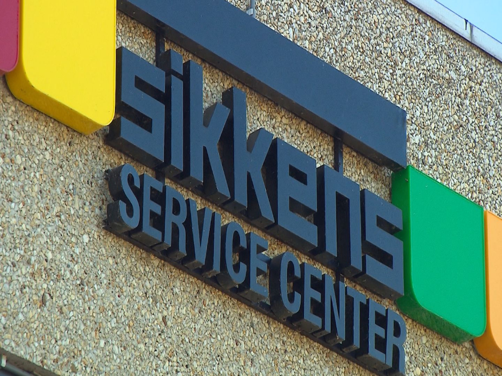 Sikkens logo service center